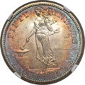 Philippines, Philippines: USA Administration 50 Centavos 1907-S MS66 NGC,...