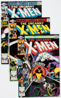 Modern Age (1980-Present):Superhero, X-Men Group of 41 (Marvel, 1980-87) Condition: Average VF/NM....(Total: 41 Comic Books)