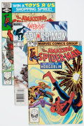 Modern Age (1980-Present):Superhero, The Amazing Spider-Man Group of 48 (Marvel, 1980-92) Condition:Average VF/NM.... (Total: 48 Comic Books)