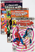 Modern Age (1980-Present):Superhero, The Amazing Spider-Man Group of 26 (Marvel, 1980-85) Condition:Average NM-.... (Total: 26 Comic Books)