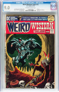 Bronze Age (1970-1979):Horror, Weird Western Tales #12 (DC, 1972) CGC VF/NM 9.0 Off-white to whitepages....