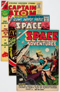Golden Age (1938-1955):Science Fiction, Space Adventures/Strange Suspense Group of 5 (Charlton, 1953-65)Condition: Average VG/FN.... (Total: 5 Comic Books)