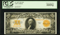 Large Size:Gold Certificates, Fr. 1187 $20 1922 Gold Certificate PCGS Choice About New 55PPQ.....