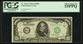 Small Size:Federal Reserve Notes, Fr. 2212-G $1,000 1934A Federal Reserve Note. PCGS Choice About New 55PPQ.. ...
