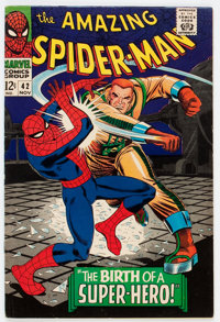 The Amazing Spider-Man #42 (Marvel, 1966) Condition: FN/VF