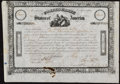Confederate Notes:Group Lots, Ball 27 Cr. 14 $200 1861 Bond Fine. . ...