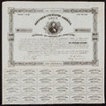 Confederate Notes:Group Lots, Ball 112 Cr. 43 $100 Bond 1861 Fine. . ...