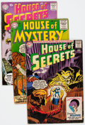 Silver Age (1956-1969):Horror, House of Secrets/ House of Mystery Group of 24 (DC, 1956-66)Condition: Average VG-.... (Total: 24 Comic Books)