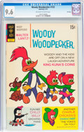 Bronze Age (1970-1979):Cartoon Character, Woody Woodpecker #122 File Copy (Gold Key, 1972) CGC NM+ 9.6Off-white to white pages....