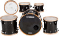 """Movie/TV Memorabilia:Instruments , An Anton Fig Yamaha Drum Set Used on """"The Late Show with David Letterman.""""... (Total: 4 Items)"""