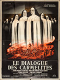 """Movie Posters:Foreign, The Carmelites (Lux Film, 1960). French Grande (46.5 X 62""""). Foreign.. ..."""