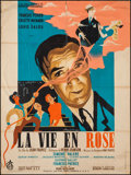 "Movie Posters:Foreign, The Loves of Colette (L'Alliance Générale de Distribution Cinématographi, 1948). French Grande (46"" X 61""). Foreign.. ..."