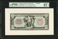 Canadian Currency: , Toronto, ON- Canadian Bank of Commerce $5 Jan. 2, 1917 Ch. #75-16-04-06bPF Face Proof . ...