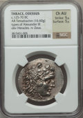 Ancients:Greek, Ancients: MACEDONIAN KINGDOM. Alexander III the Great (336-323 BC).AR tetradrachm (15.83 gm)....