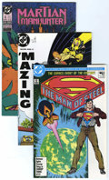 Modern Age (1980-Present):Superhero, Marvel/DC Long Box Group (Marvel/DC, 1980's-90's) Condition:Average NM-....