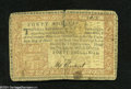 Colonial Notes:Pennsylvania, Pennsylvania April 10, 1777 40s Good. A red and black note ...