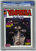Magazines:Horror, Vampirella #112 (Warren, 1983) CGC NM 9.4 White pages....