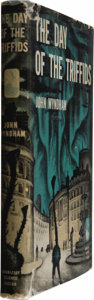 Books:Fiction, John Wyndham: The Day of the Triffids (New York: Doubleday& Company, Inc., 1951), first edition, 222 pages, jacketdesi... (Total: 1 Item)