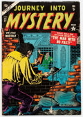 Golden Age (1938-1955):Horror, Journey Into Mystery #21 (Atlas, 1955) Condition: GD+....