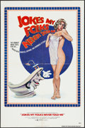 "Movie Posters:Comedy, Jokes My Folks Never Told Me (New World, 1977). One Sheet (27"" X 41""). Comedy.. ..."