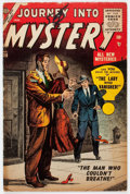 Silver Age (1956-1969):Horror, Journey Into Mystery #30 (Atlas, 1956) Condition: GD/VG....