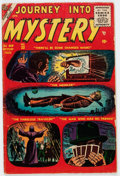 Silver Age (1956-1969):Horror, Journey Into Mystery #33 (Atlas, 1956) Condition: GD/VG....