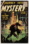 Silver Age (1956-1969):Horror, Journey Into Mystery #37 (Atlas, 1956) Condition: GD/VG....