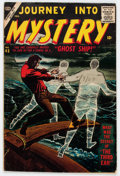 Silver Age (1956-1969):Horror, Journey Into Mystery #43 (Atlas, 1957) Condition: VG....