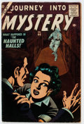Silver Age (1956-1969):Horror, Journey Into Mystery #44 (Atlas, 1957) Condition: VG+....