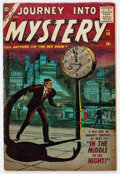 Silver Age (1956-1969):Horror, Journey Into Mystery #46 (Atlas, 1957) Condition: VG....