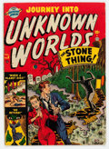 Silver Age (1956-1969):Horror, Journey Into Unknown Worlds #8 (Atlas, 1951) Condition: VG-....