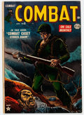 Golden Age (1938-1955):War, Combat (Atlas) #8 (Atlas, 1953) Condition: VG+....