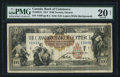 Canadian Currency: , Toronto, ON- Canadian Bank of Commerce $100 Jan. 2, 1917 Ch. #75-16-02-12. ...