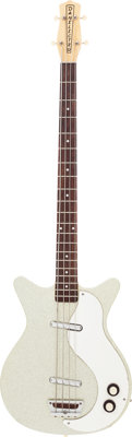"New York Dolls - An Arthur ""Killer"" Kane Personally Owned and Used Danelectro Bass Electric Guitar (Circa 1980..."