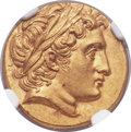 Ancients:Greek, Ancients: MACEDONIAN KINGDOM. Philip III Arrhidaeus (323-317 BC).AV stater (19mm, 8.61 gm, 11h). ...
