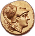Ancients:Greek, Ancients: MACEDONIAN KINGDOM. Alexander III the Great (336-323 BC). AV stater (19mm, 8.43 gm, 12h)....