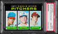 Baseball Cards:Singles (1970-Now), 1971 Topps Major League Rks. #664 PSA NM-MT 8....