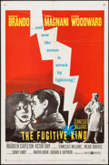 """Movie Posters:Drama, The Fugitive Kind (United Artists, 1960). One Sheet (27"""" X 41""""), Title Lobby Card & Lobby Cards (6) (11"""" X 14""""). Drama.. ... (Total: 8 Items)"""