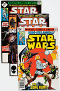 Modern Age (1980-Present):Science Fiction, Star Wars Group of 68 (Marvel/Dark Horse, 1970s-90s).... (Total: 68Comic Books)