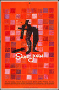 "Movie Posters:Drama, Saint Joan (United Artists, 1957). One Sheet (27"" X 41""). Drama.. ..."