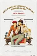"""Movie Posters:Crime, The Sting (Universal, 1973). One Sheet (27"""" X 41""""). Crime.. ..."""