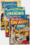 Golden Age (1938-1955):Miscellaneous, DC Golden to Silver Age Comics Group of 40 (DC, 1950-68) Condition: Average GD.... (Total: 40 Comic Books)