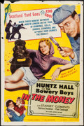 "Movie Posters:Comedy, In the Money (Allied Artists, 1958). One Sheet (27"" X 41"").Comedy.. ..."