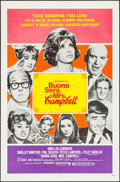 """Movie Posters:Comedy, Buona Sera, Mrs. Campbell & Others Lot (United Artists, 1969). One Sheets (4) (27"""" X 41"""") & Lobby Card Set of 8 (11"""" X 14"""").... (Total: 12 Items)"""