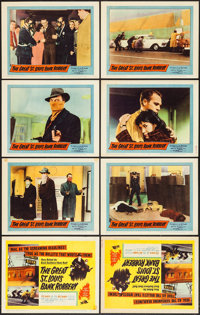 The Great St  Louis Bank Robbery (United Artists, 1959)  One