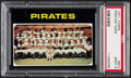 Baseball Cards:Singles (1970-Now), 1971 Topps Pirates Team #603 PSA Mint 9....