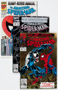 Modern Age (1980-Present):Superhero, The Amazing Spider-Man Short Box Group (Marvel, 1976-2007)Condition: VF/NM....