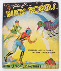 Platinum Age (1897-1937):Miscellaneous, The Pop-Up Buck Rogers - Strange Adventures in the Spider-Ship #nn(Pleasure Books, 1935) Condition: VG+....