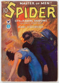 Pulps:Adventure, The Spider - January 1934 (Popular) Condition: VG....