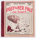 Platinum Age (1897-1937):Miscellaneous, Comic Monthly #1 Polly & Her Pals (Embee Dist. Co., 1922)Condition: VG....